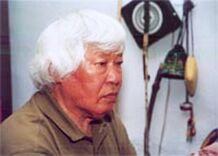 Тувинский шаман удостоен правительственной награды