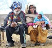 Индийский фермер стал отцом в 94 года
