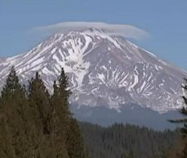 Гора в Калифорнии притягивает к себе уфологов и экстрасенсов