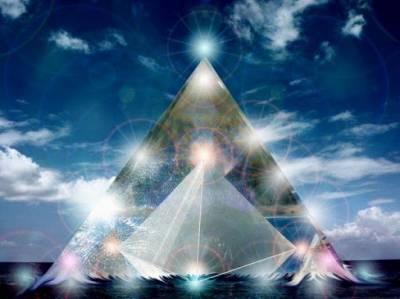 Загадочные кристаллы Атлантов