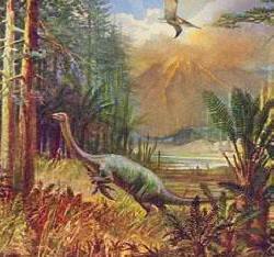 Фотография к новости: Динозавры вымерли за несколько часов