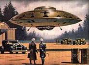 В России появится памятник НЛО и инопланетянам