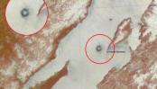 Ученые продолжат изучение таинственных колец на льду Байкала