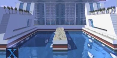 Американцы строят гигантский плавающий город-ковчег