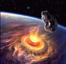 Крупный астероид чуть не задел Землю