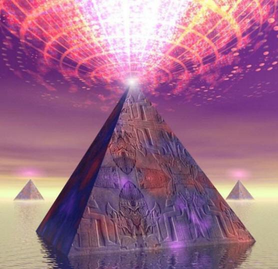 энергия пирамид