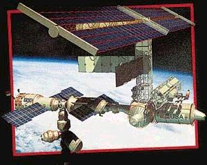 На Международной космической станции завелась нечистая сила?