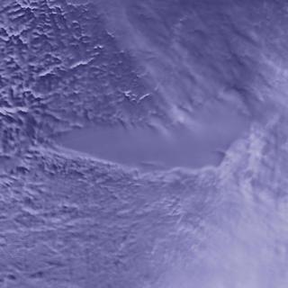 Спутниковая фотография озера Восток