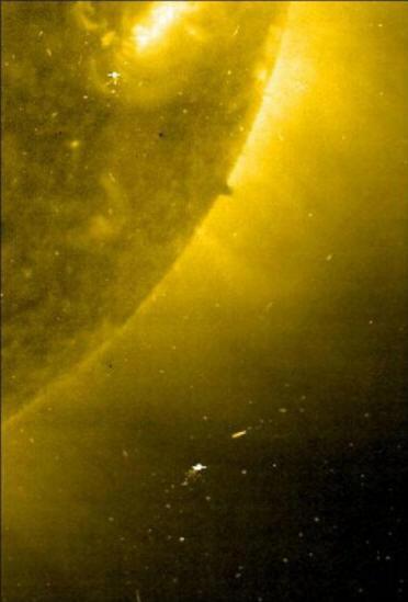 Звездны врата спрятаны внутри Солнца?