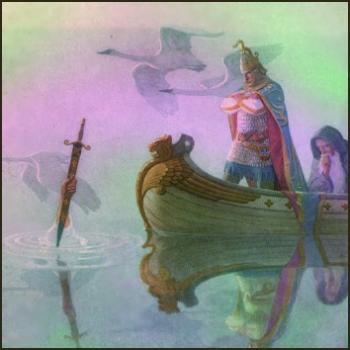 Король Артур был Макартуром