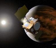 Японский космический аппарат «AKATSUKI» достиг Венеры