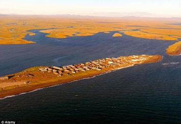 На Аляску напала ржавая слизь