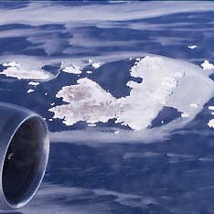 Самый крупный айсберг Антарктиды раскололся
