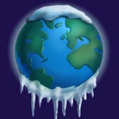 Земля будет скована панцирем льда