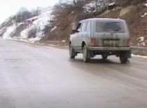 На трассе в Дагестане машины катятся в гору сами по себе