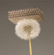 Ученые создали самый легкий в мире материал