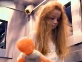 Девочка-призрак в лифте