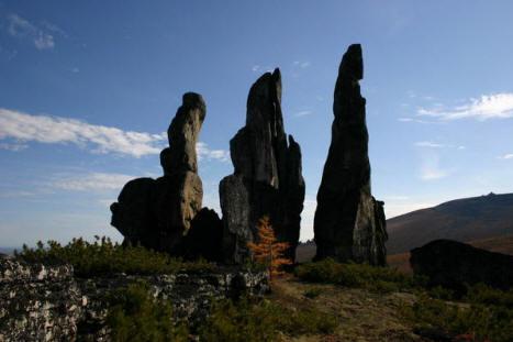 Каменные Великаны открываются не каждому - фотообзор