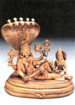 Змееподобные боги правили миром